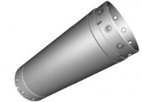 Rura osłonowa Ø 620 mm / 1 m