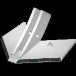 Redlica skrzydełkowa Kockerling z węglikem wolframu ADK 6025 (szeroka)