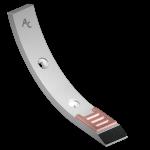 Dziób Lemken z węglikem wolframu BDL 7106