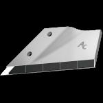 Redlica skrzydełkowa Lemken z węglikem wolframu ADL 4428G (lewa)