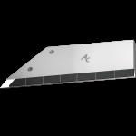 Redlica skrzydełkowa Lemken z węglikem wolframu ADL 360D (lewa)