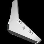 Redlica do zbioru buraków Holmer z węglikem wolframu SRH 3301G (lewy)