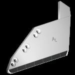 Redlica do zbioru buraków Matrot z węglikem wolframu SRM 0141D (prawy)