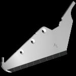 Redlica do zbioru buraków Matrot z węglikem wolframu SRM 7282D (prawy)
