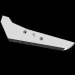Redlica do zbioru buraków Vervaet z węglikem wolframu SRV 0500G (lewy)