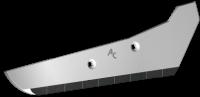 Redlica do zbioru buraków Vervaet z węglikem wolframu SRV 0500D (prawy)