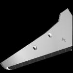 Redlica do zbioru buraków Vervaet z węglikem wolframu SRV 0501D (prawy)