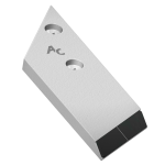 Nakładka lemiesza Lemken z węglikem wolframu PBL 4054G (lewa)