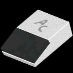 Dziób do przyspawania BOR 0030 (40x30x12 mm)