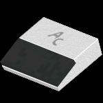 Dziób do przyspawania BOR 0045 (40x45x12 mm)