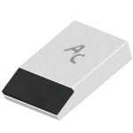 Dziób do przyspawania BOR 0046 (70x45x14 mm)
