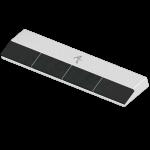 Dziób do przyspawania BOR 0180  (40x180x12 mm)