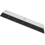 Dziób do przyspawania LEM 0275D  (40x270x12 mm)