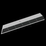 Dziób do przyspawania LEM 0275G  (40x270x12 mm)