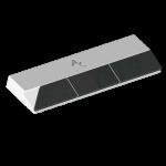 Dziób do przyspawania LEM 0273G  (40x135x12 mm)