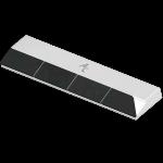 Dziób do przyspawania LEM 0274D  (40x180x12 mm)