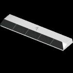 Dziób do przyspawania LEM 0275D  (40x225x12 mm)