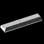 Dziób do przyspawania LEM 0275G  (40x225x12 mm)