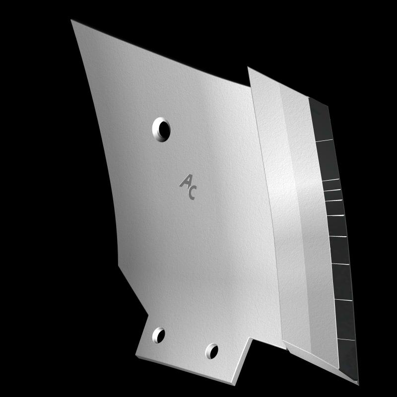 Pogłębiacz kroju nożowego Bonel z węglikem wolframu CLM 0270D (prawy)