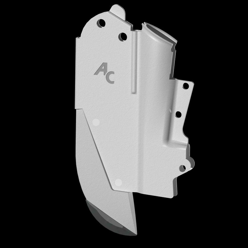 Redlica siewnika rzedowego Sulky SMS 9780 z węglikem wolframu Agricarb