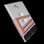 Nakładka lemiesza Pöttinger z węglikem wolframu PBK 9085G (lewa)
