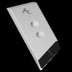 Nakładka lemiesza Kverneland z węglikem wolframu PBK 9085G (lewa)