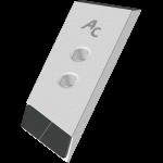 Nakładka lemiesza Ovlac z węglikem wolframu PBI 0018D (prawa)