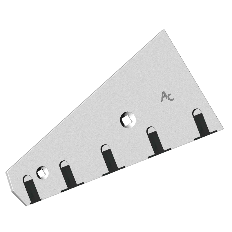 Płóz Lemken z węglikem wolframu CSL 1525D (prawy)