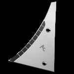 Pierś odkładni Kühn - Huard z węglikem wolframu ETH 1780G (lewa)