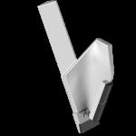 Krój nożowy płozy Gregoire-Besson z węglikem wolframu ETG 2323D (prawa)