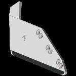 Redlica do zbioru buraków Matrot z węglikem wolframu SRM 0141G (lewy)