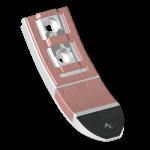 Dziób Bednar z węglikem wolframu SCH 0080C-R