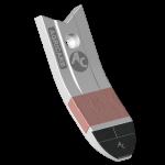 Dziób Farmet z węglikem wolframu BDF 2317C