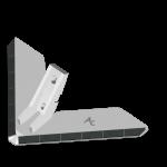 Redlica skrzydełkowa Horsch z węglikem wolframu ADH 9058