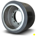 Rolka Challenger poliuretan MT 700/MT800 (szeroka)